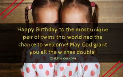 birthday wishes for twin sisters