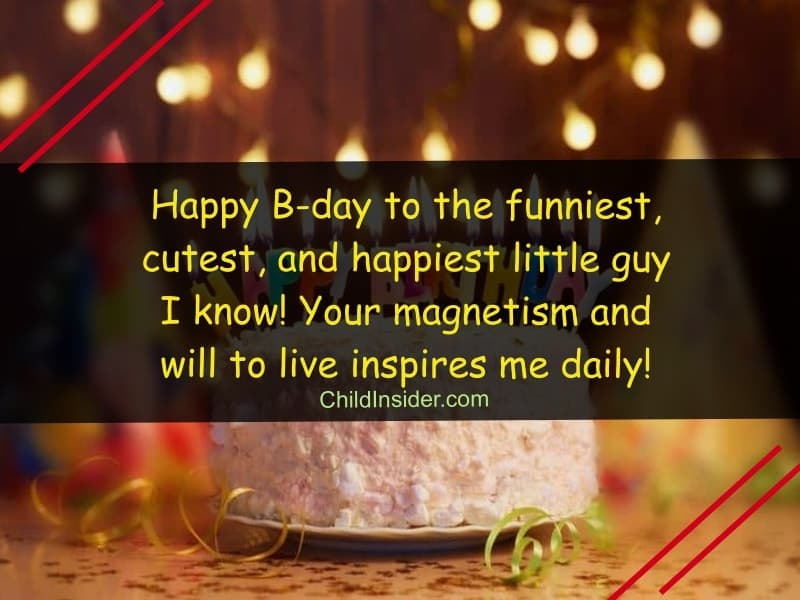 popular happy birthday little boy quotes