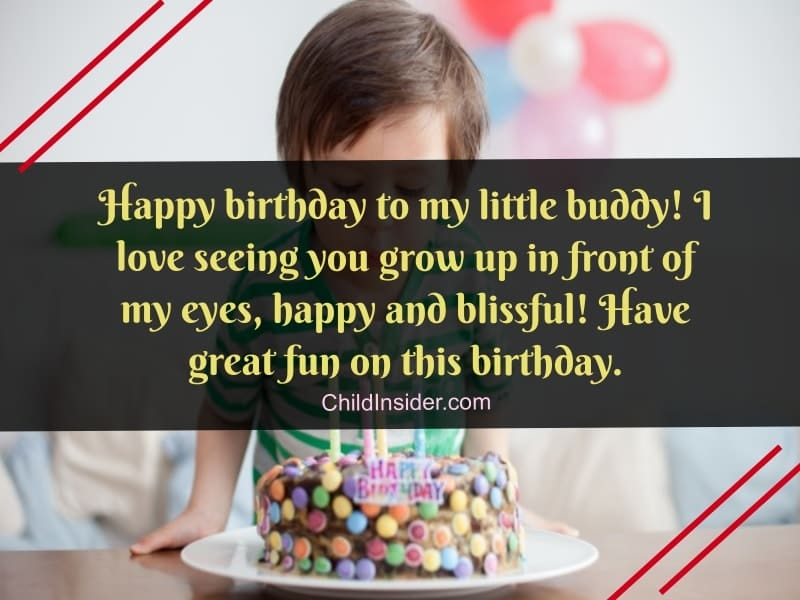 quotes about birthday of little boy