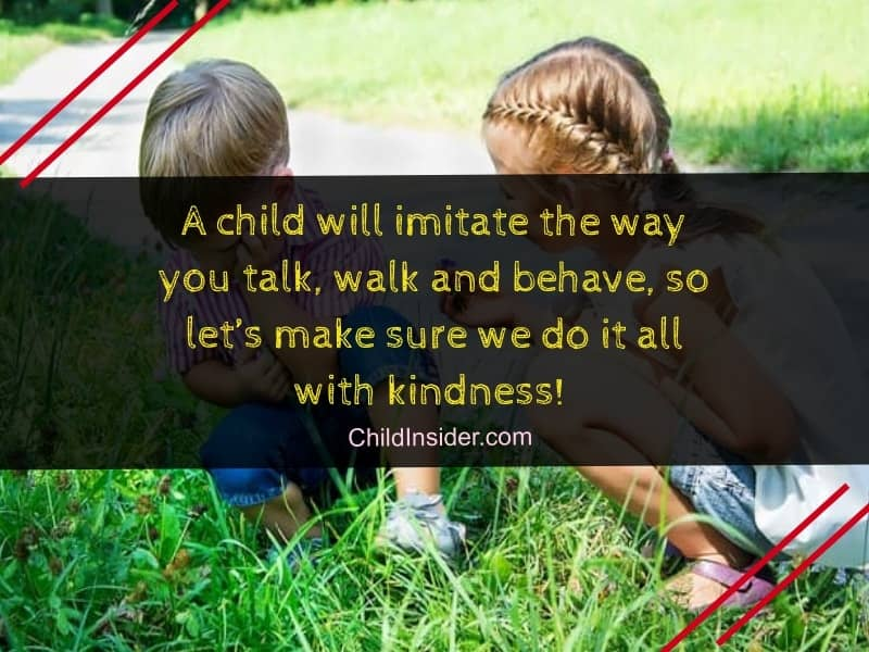 quotes about kids kindness
