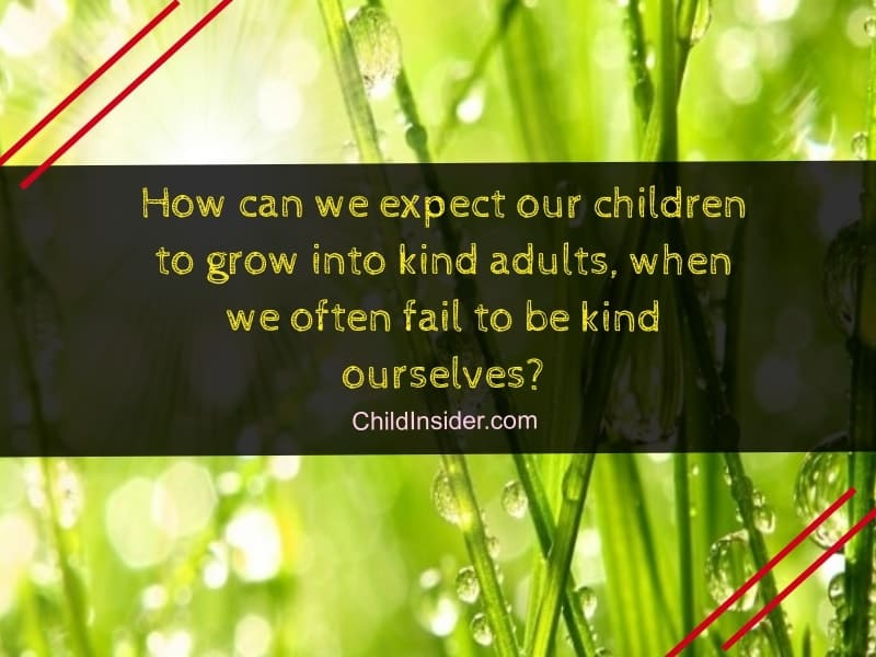 motivational quots to inspire kids to be kind