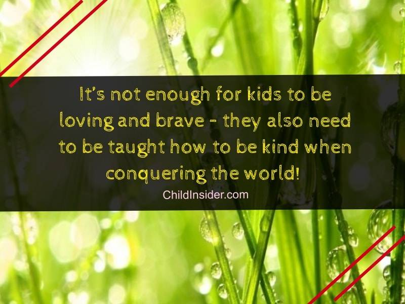 50 Inspiring Kindness Quotes For Kids That Everyone Can