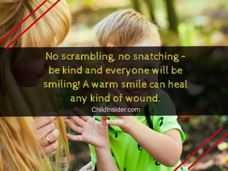 be kind quotes for children