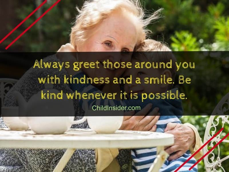 being kind quotes for kids
