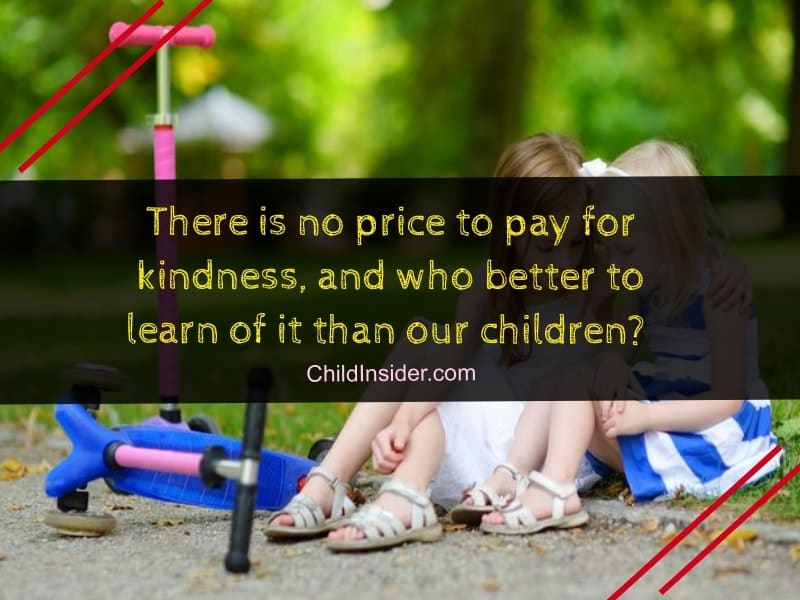 kindeness quotes for children