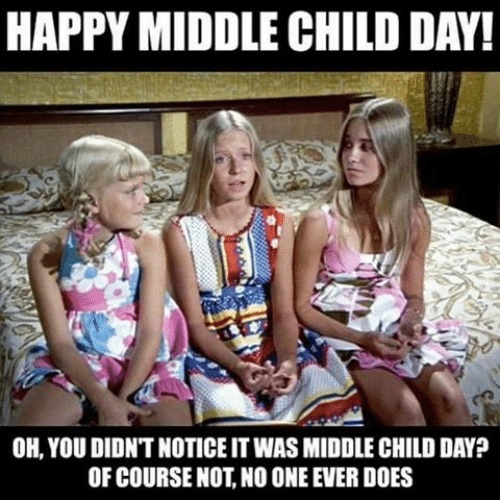 middle child memes