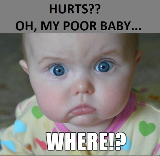 hilarious poor baby memes