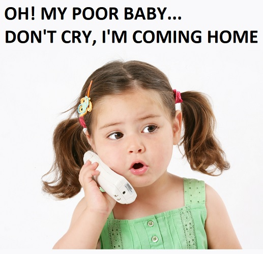 poor baby meme