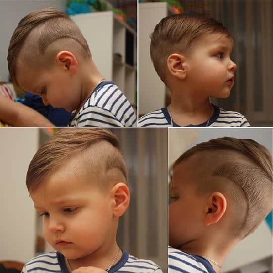 25 Cute Comfortable Hair Cutting Styles For Indian Baby Child