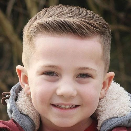 ivy league hairstyle for toddler boy