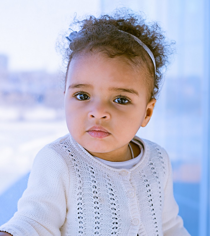 thin curly hair for toddler girls
