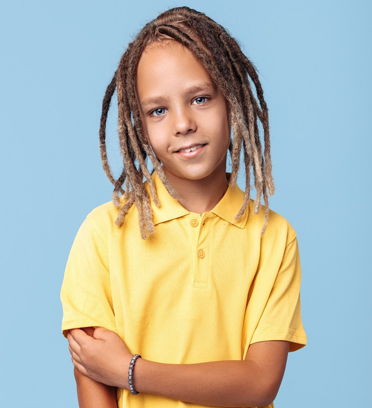 dreads for 9 year old boys