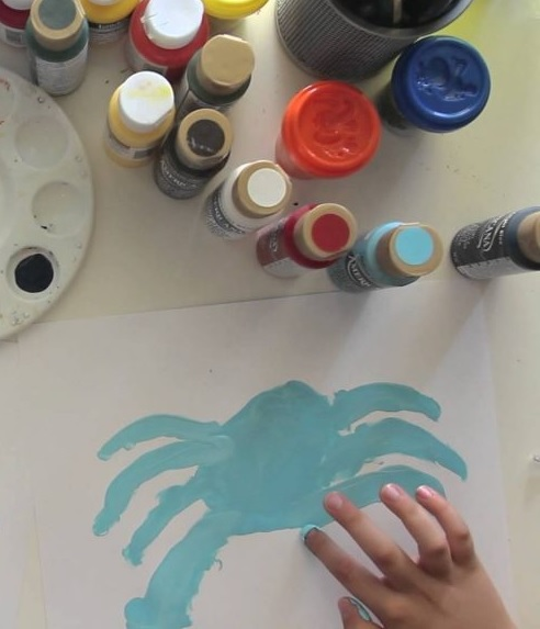 inspirational finger painting ideas for toddlers