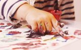 finger painting ideas for toddlers