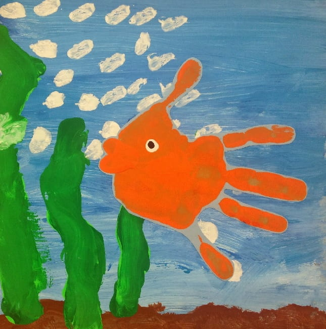 creative finger painting ideas for toddlers
