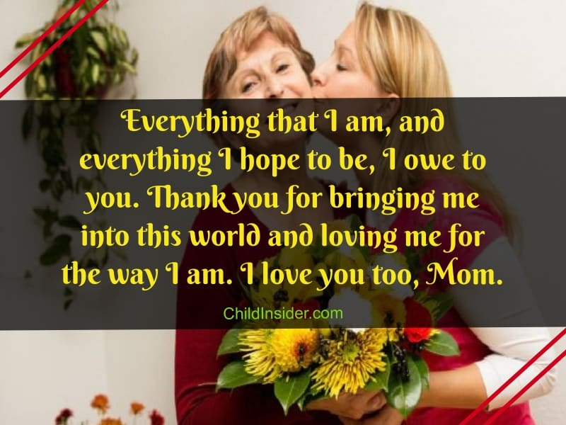 quotes about I love you mom