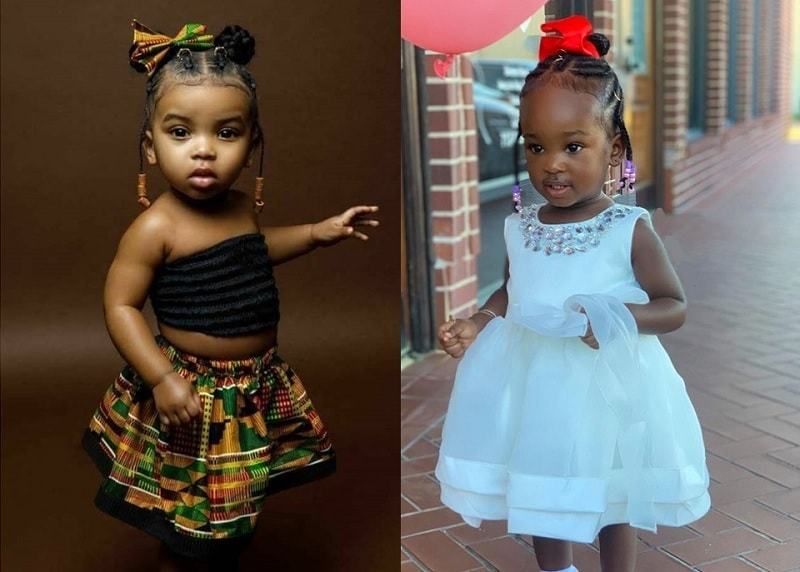 black baby girl hairstyles