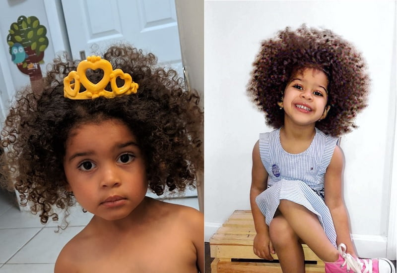 Natural Haircuts for Baby Girl
