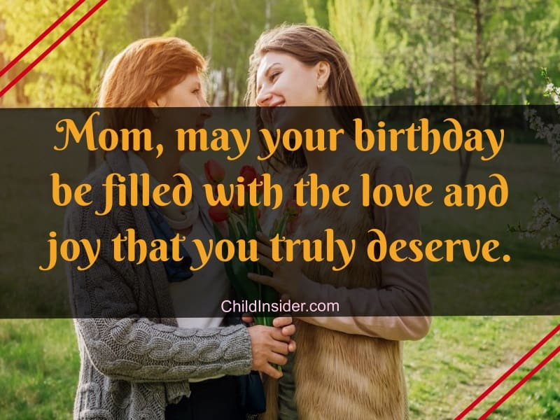 best birthday quotes for mom