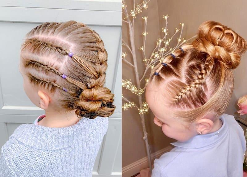 Remarkable 31 Cutest Braided Hairstyles For Little Girls 2020 Guide Child Schematic Wiring Diagrams Phreekkolirunnerswayorg