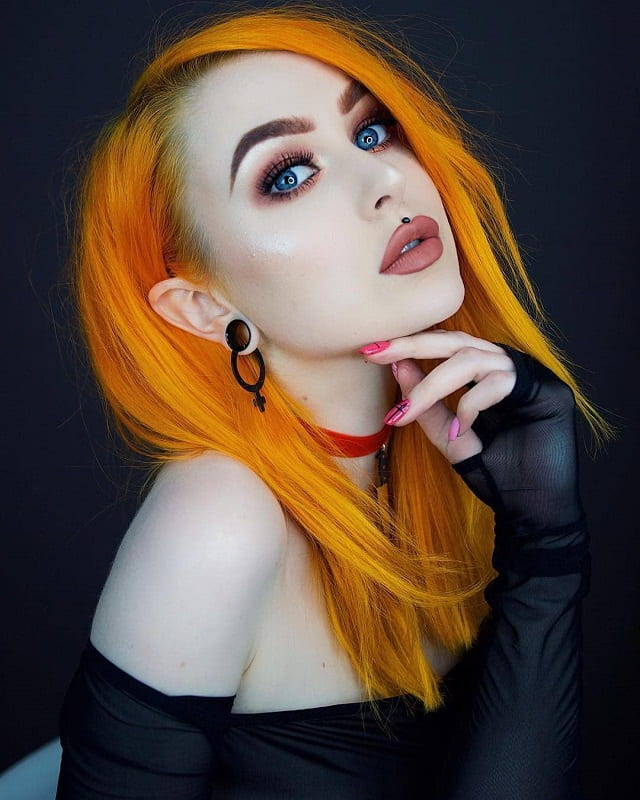 Anime Girl With Messy Hair: 31 Captivating Emo Hairstyles For Girls (2020 Guide