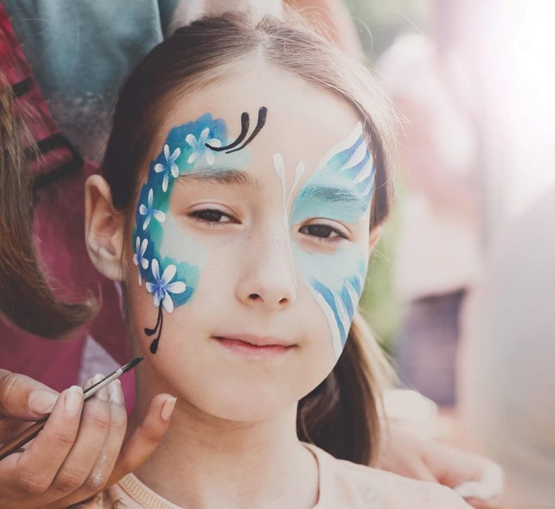 face painting designs for kids