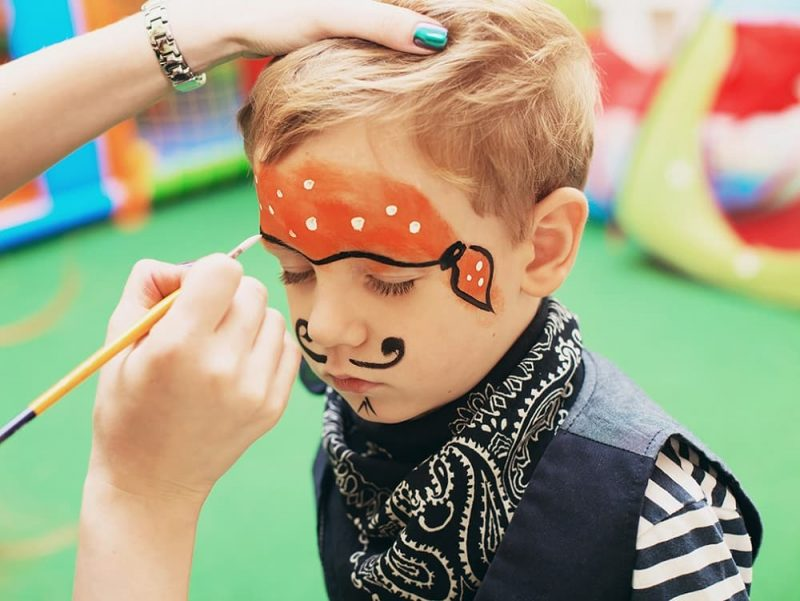 23 Awesome Face Painting Designs For Kids Child Insider