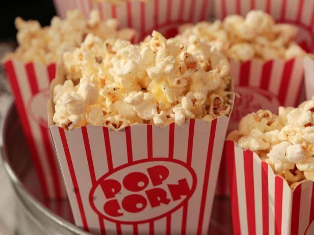 popcorn for kids birthday parties