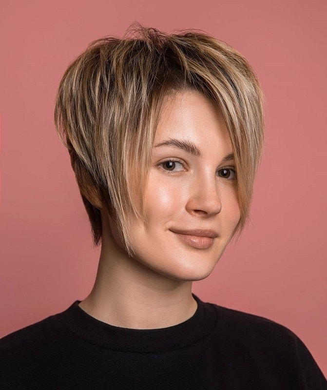 short layered hairstyles for girls