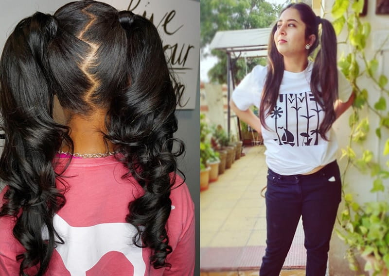 pigtail hairstyles for girls