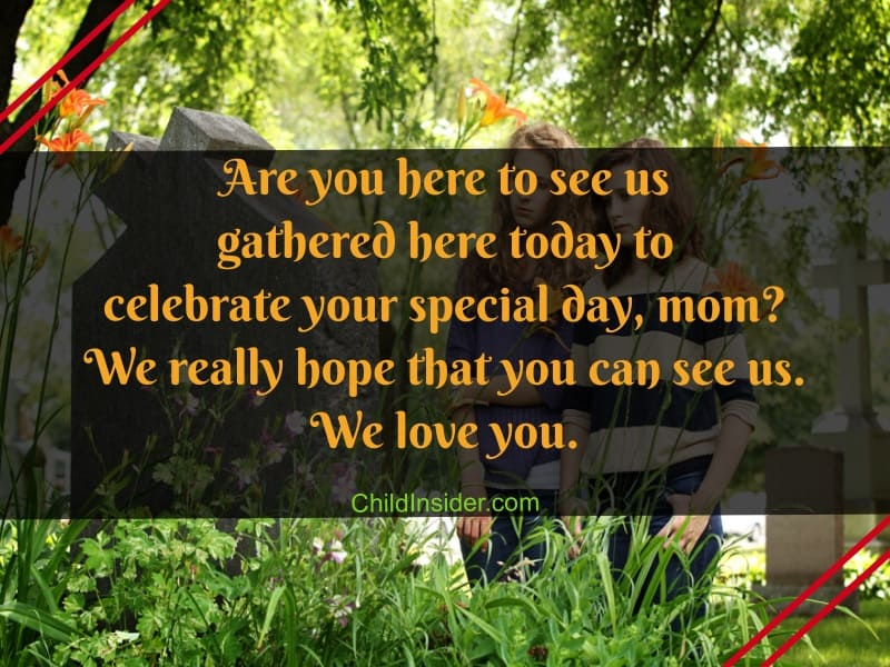 emotional birthday in heaven mom quotes