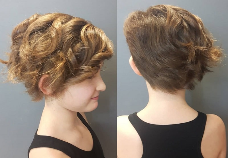 21 Short Haircuts Amp Hairstyles For Little Girls 2020 Trends