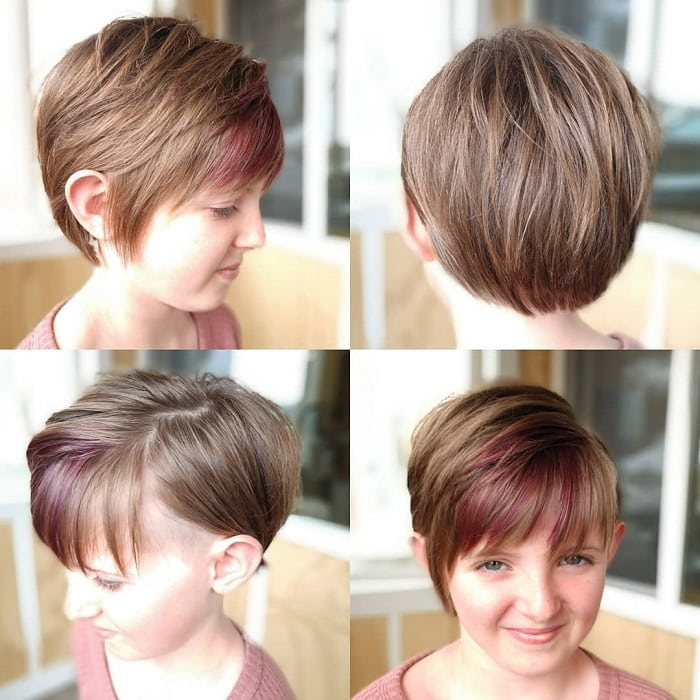 21 Adorable Short Haircuts For Little Girls 2019 Child