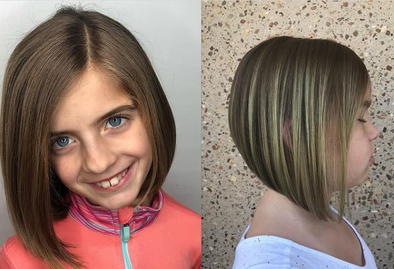 21 Short Haircuts Hairstyles For Little Girls 2021 Trends