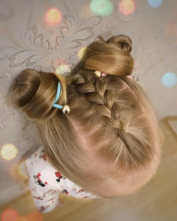 31 Cutest Braided Hairstyles For Little Girls 2019 Guide
