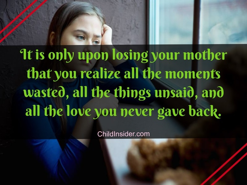 losing your mom quotes