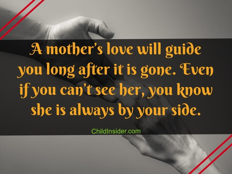 15 Moving Loss Of Mom Quotes That Will Touch Your Heart