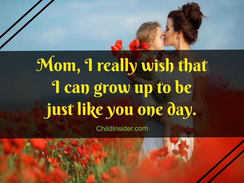 quotes for mom from daughter