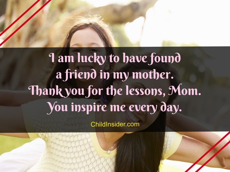 My Mom Is My Best Friend - 32 Unique Quotes You\'ll Love