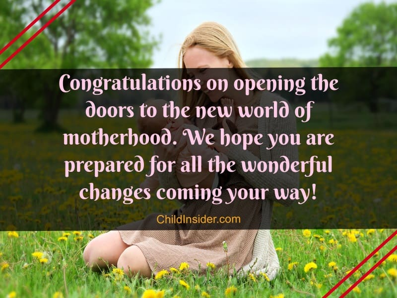 inspiring new mom quotes