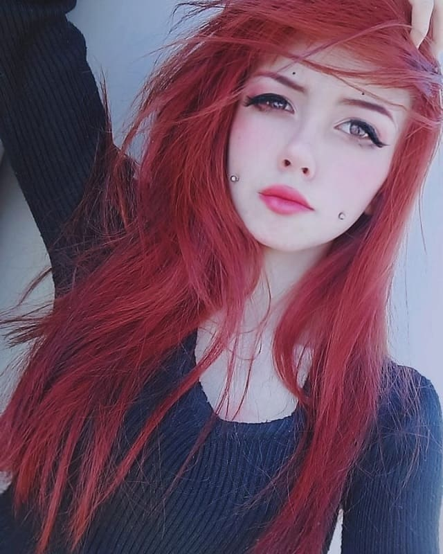 31 Captivating Emo Hairstyles For Girls 2020 Guide