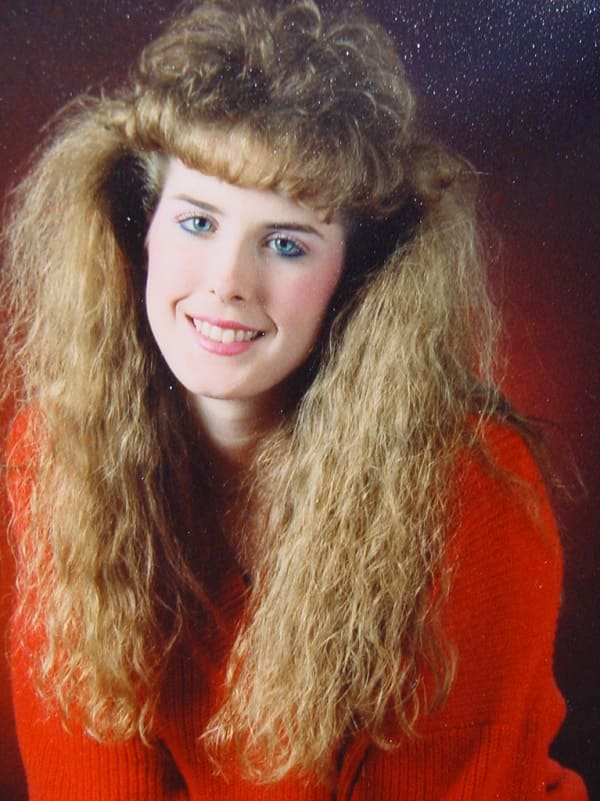 Admirable 15 Vintage Hairstyles For Girls To Revamp The 80S Look Schematic Wiring Diagrams Phreekkolirunnerswayorg
