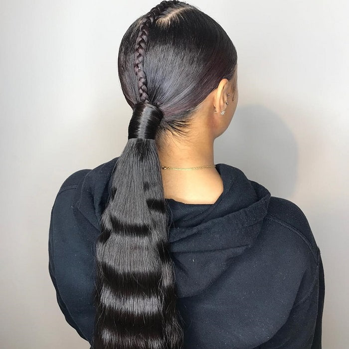 21 Ravishing Black Girl Hairstyles With Weave To Try With