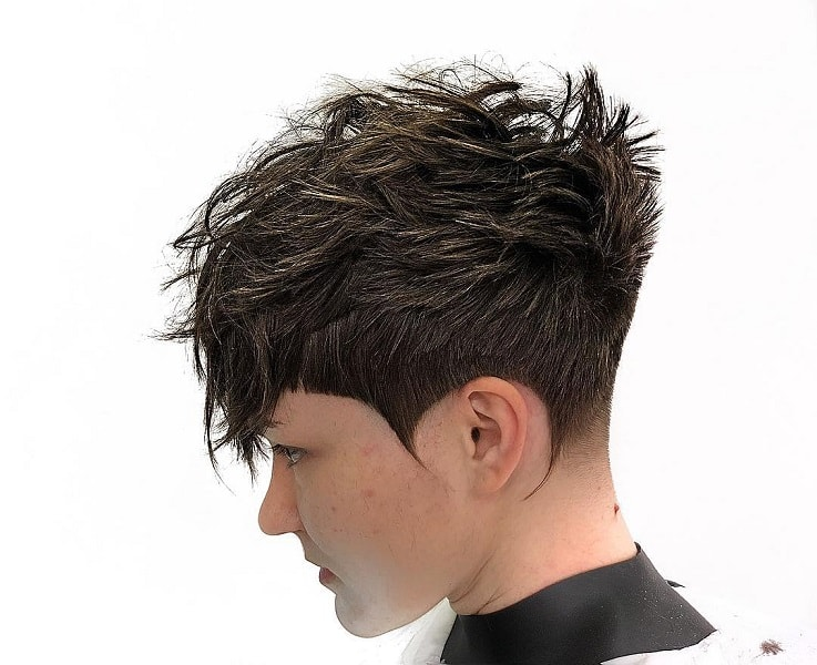 20 Cool Boy Haircuts That Bold Girls Love Child Insider
