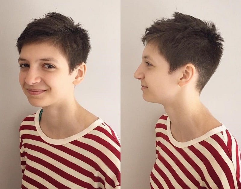 20 best boy cuts for girls you must try in 2021