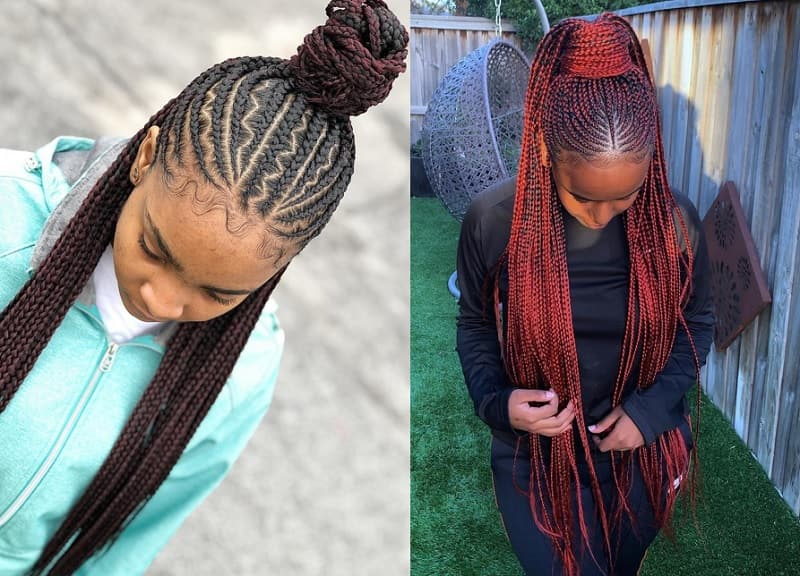 10 Cornrow Hairstyles For Girls To Look Fab