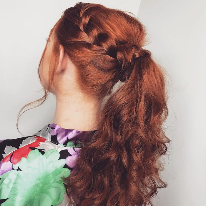 25 Ideal Hairstyles for Girls That They Can Wear at School