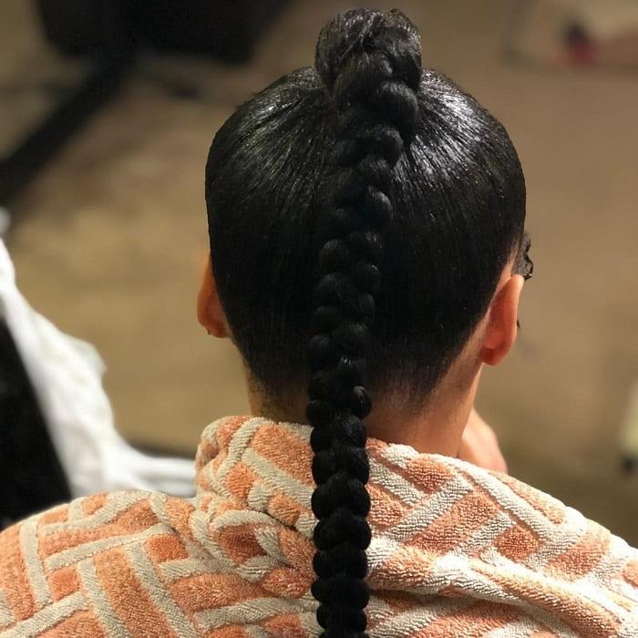 black teenage girls hairstyles