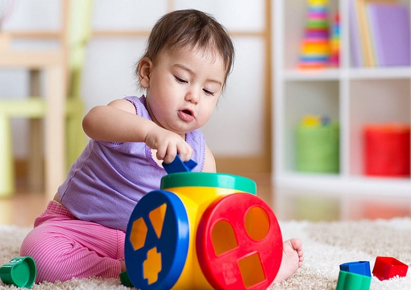 indoor activities with puzzles for toddlers