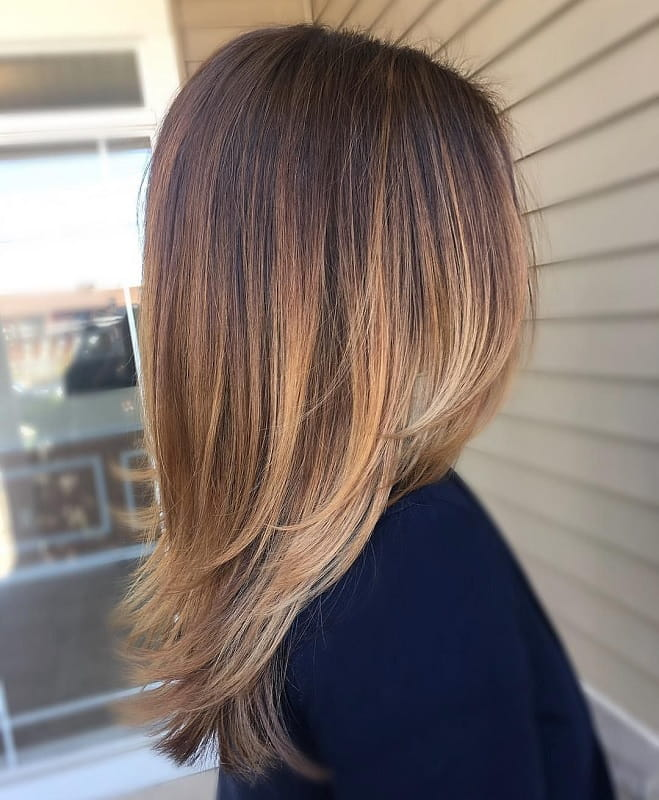 Long Hairstyles With Layers Straight Hair 90